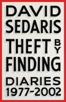Theft by Finding : Diaries