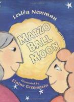 Matzo Ball Moon