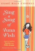 Sing a Song of Tuna Fish