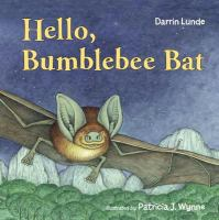 Hello, Bumblebee Bat