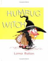 Humbug Witch
