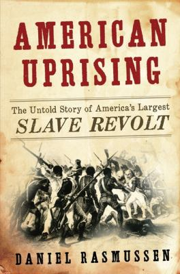 Book cover of American Uprising