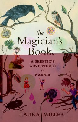 Book cover of The Magician's Book