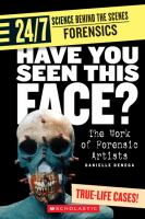 Have You Seen This Face?: The Work of Forensic Artists