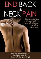 End Back and Neck Pain