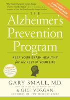 Alzheimer's Prevention Program