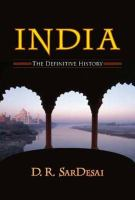 India : the definitive history