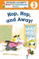 Hop, Hop, and Away!