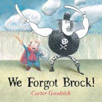 We Forgot Brock!