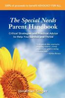 The Special Needs Parent Handbook