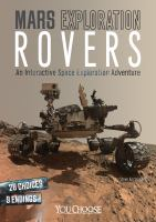 Mars Exploration Rovers : An Interactive Space Exploration Adventure