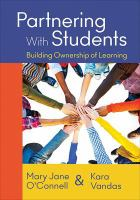 Partnering with students : building ownership of learning