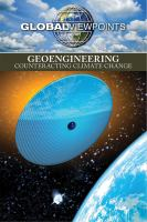Geoengineering : counteracting climate change
