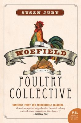 Thumbnail The Woefield Poultry Collective [book club] / Susan Juby
