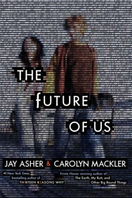 Book cover of The Future of Us