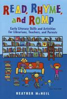 Read, Rhyme, and Romp: