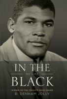 In the black : my life