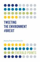 Tweeting the environment #Brexit