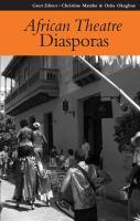 African theatre. Diasporas