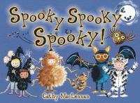 Spooky, Spooky, Spooky!