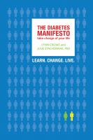 The Diabetes Manifesto: Take Charge of Your Life